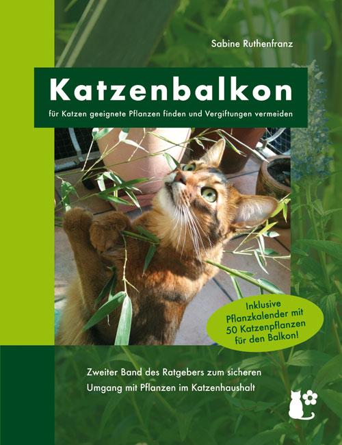 Katzenbalkon Buch von Sabine Ruthenfranz