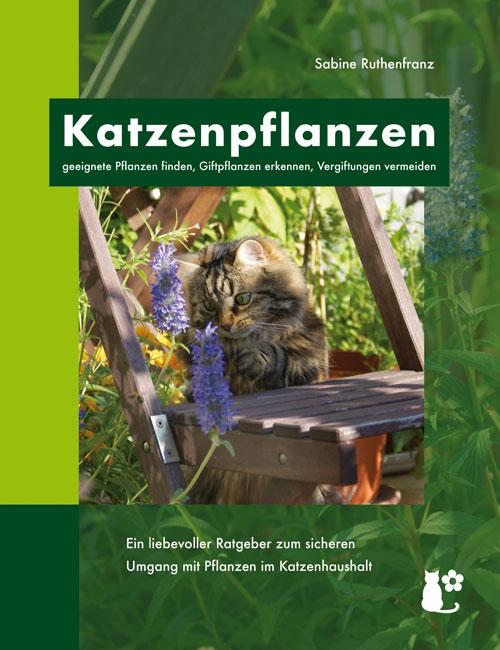 Katzenpflanzen Buch von Sabine Ruthenfranz