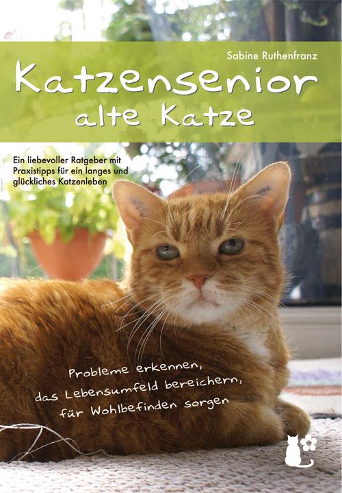 Katzensenior Buch von Sabine Ruthenfranz