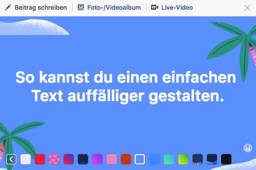 Roter hintergrund facebook