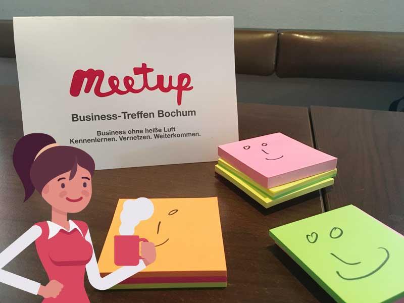 Unser Business-Treffen Bochum im September 2018