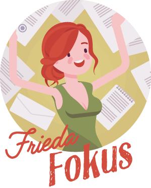 Freida Fokus - Herzblut-selbständig