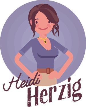 Heidi Herzig - Herzblut-selbständig