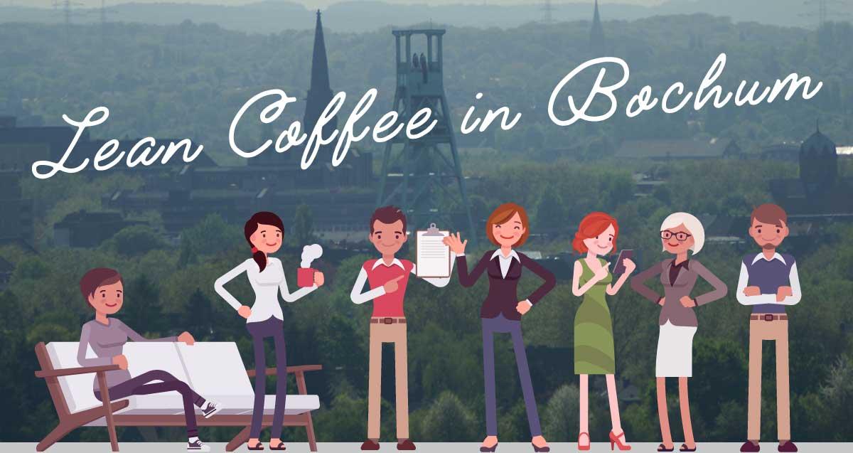 Unser Lean Coffee in Bochum